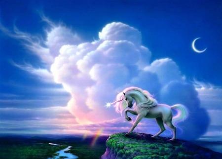 Beautiful Unicorn Art