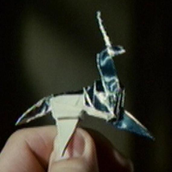 Blade Runner Origami Unicorn Prop 2 1 Scale