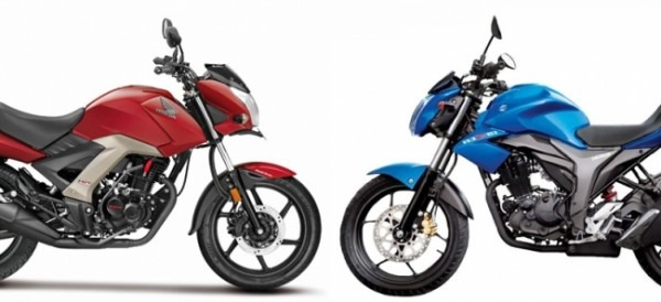 Comparative Review  New Honda Unicorn 160 Vs Suzuki Gixxer