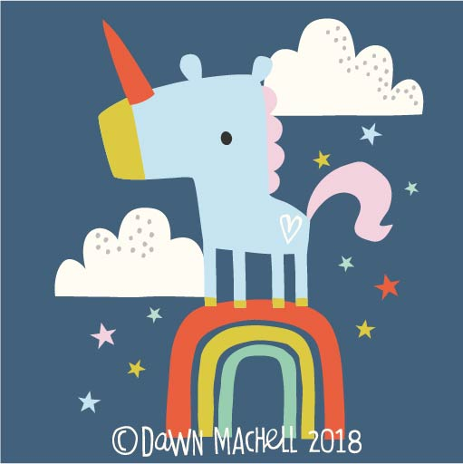 Dawn Machell  Unicorn Day
