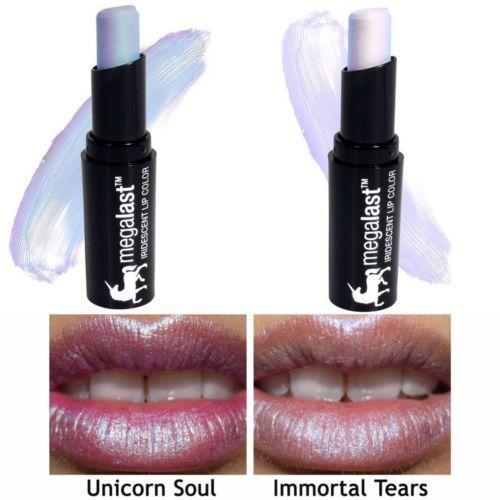 Details About Wet N Wild Megalast Iridescent Lot Lipsticks Unicorn