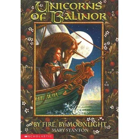 Download Pdf Unicorns Of Balinor  By Fire, By Moonlight (book Four)
