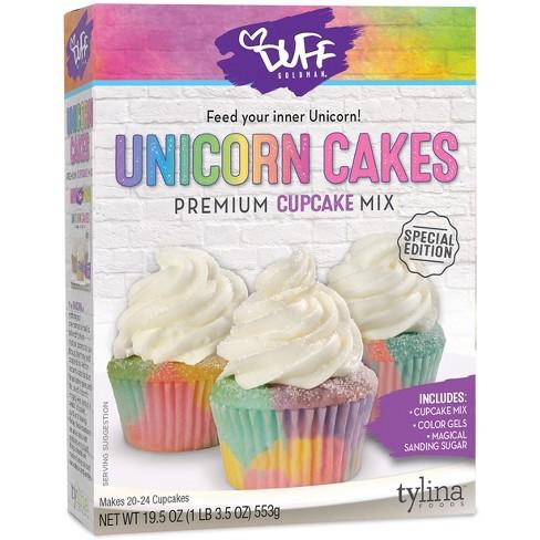 Duff Unicorn White Cake And Cupcake Mix