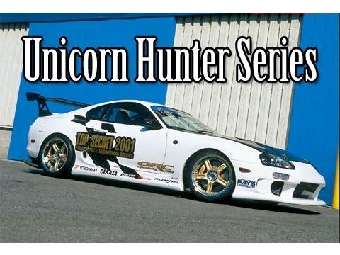 Forza 4 Unicorn Car Hunter Series Intro