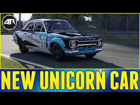 Forza 6   Ford Rs1600 Stunt Car Build!!! (unicorn Car Showcase