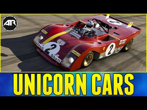 Forza 6   Unicorn Cars Are Back!!! (how To Get A Unicorn Car In