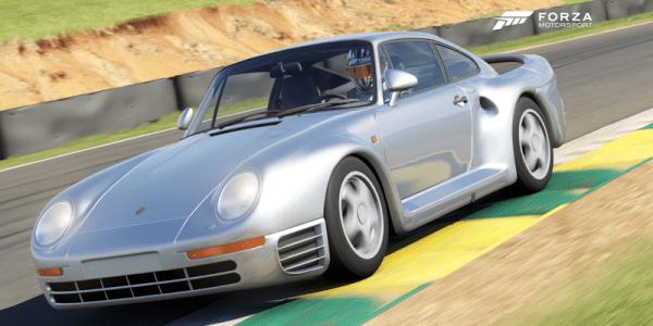 Forzarc Bounty Hunter Event Offers Rare Forza Motorsport 6 Unicorn