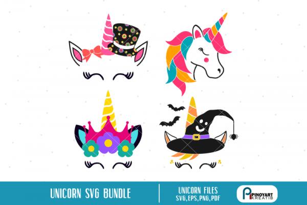Free Unicorn Svg Mini Bundle, Unicorn Svg, Unicorn Graphics, Svg