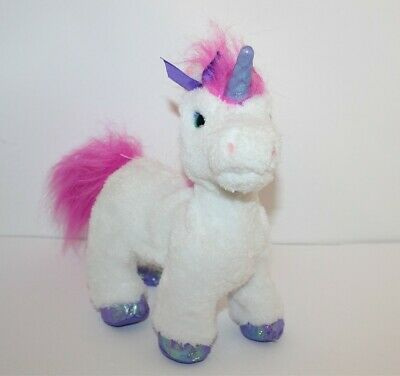 Furreal Friends My Walkin' Unicorn Battery Operated Hasbro 2012 9