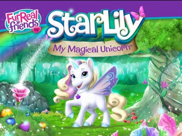 Furreal Friends Starlily, My Magical Unicorn On The App Store