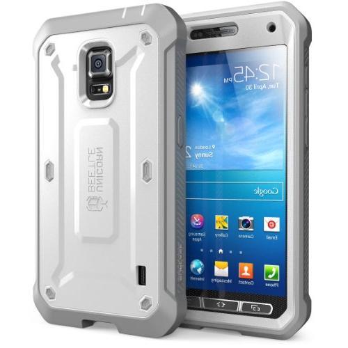 Galaxy S5 Active Case, Supcase Unicorn Beetle Pro