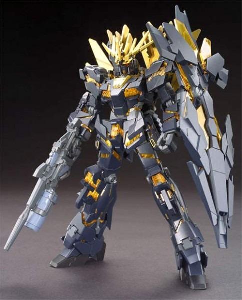 Hg Unicorn Gundam 02 Banshee Norn (destroy Mode) English Manual