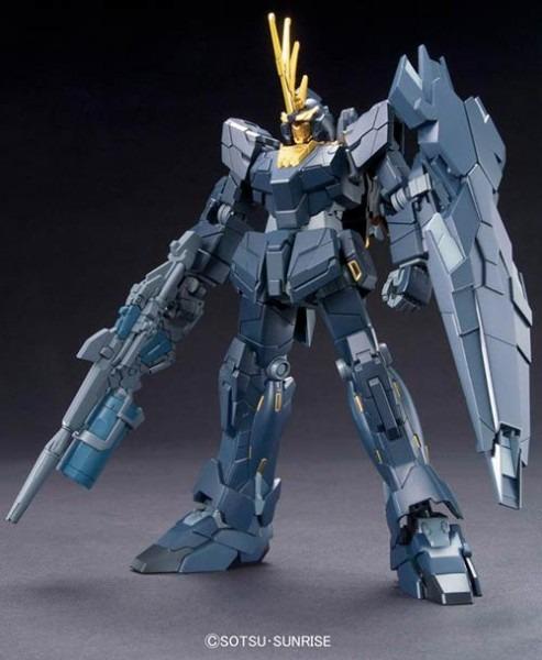 Hg Unicorn Gundam 2 Banshee Norn (unicorn Mode) English Manual
