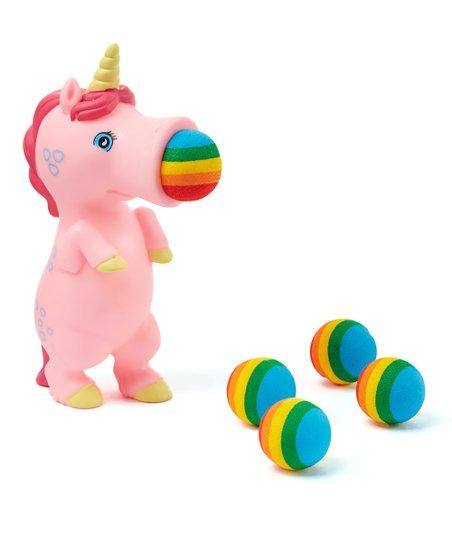 Hog Wild Toys Pink Unicorn Popper