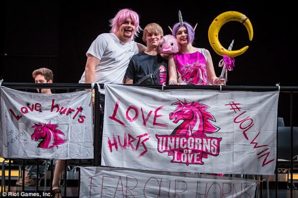 How Eu Lcs And Esports Organisation Unicorns Of Love Were Created