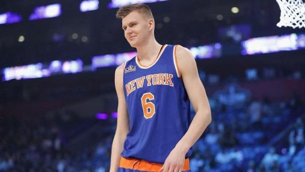 How Knicks Star Kristaps Porzingis Grew Up To Be A Unicorn