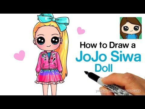 How To Draw Wengie Easy Chibi