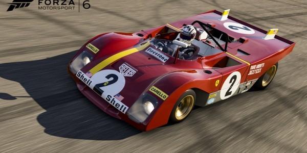 How To Unlock The Rare Ferrari 312 P In Forza Motorsport 6