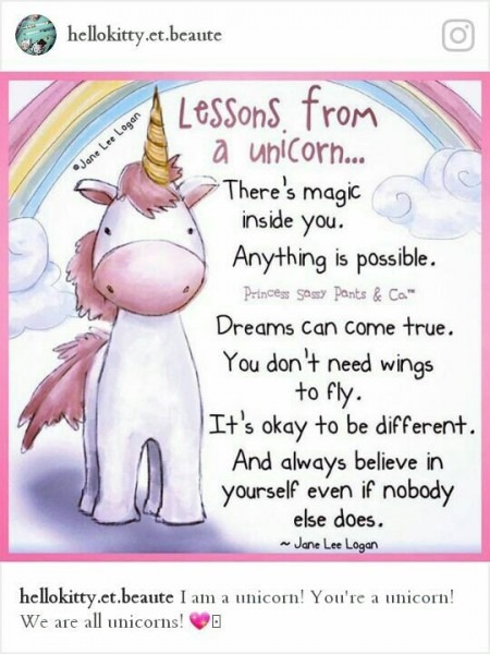 Image Result For Lessons From A Unicorn