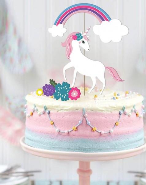 Instant Download Unicorn Cake Topper