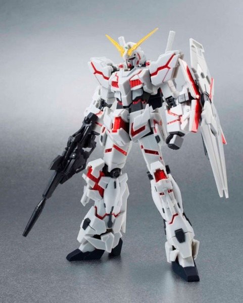 Japan Anime  Gundam Unicorn  Original Bandai Tamashii Nations