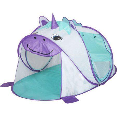 Kid`s Pop Up Tent Unicorn