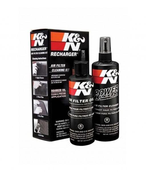 K&n Power Kleen Air Filter Recharge Kit