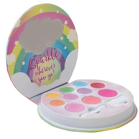Lip Smackers Sparkle & Shine Unicorn Palette 1ct   Target