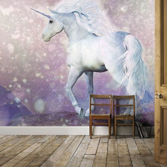 Magical Unicorn Mural
