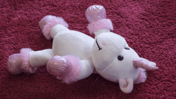 Mom Scares The Sh T Out Of Her Kid With A Unicorn Toy In Year's