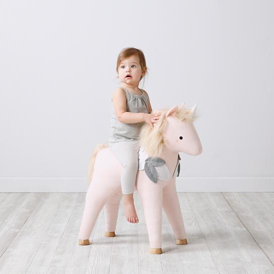 My Pet Unicorn Plush Ride