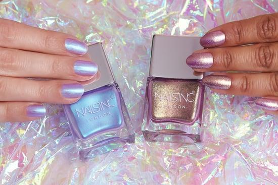 Nails Inc Sparkle Like A Unicorn Nail Polish Duo