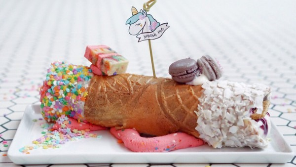 New York City's Top 10 Unicorn Desserts And Where To Find Them