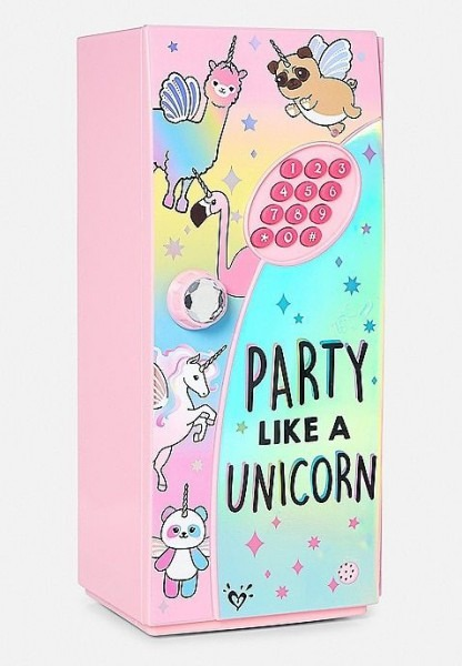 Party Like A Unicorn Mini Locker