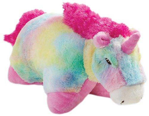 Pillow Pets Authentic Rainbow Unicorn