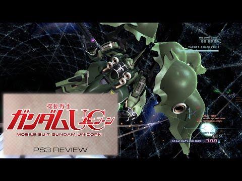 Ps3] Mobile Suit Gundam Unicorn Video Review
