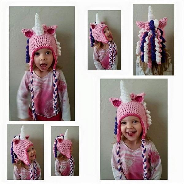 Ravelry  Unicorn Hat Pattern By Brooke Rabideau