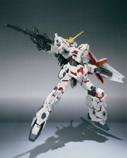 Robot Spirits  103 Unicorn Gundam (destroy Mode) Full Action Ver