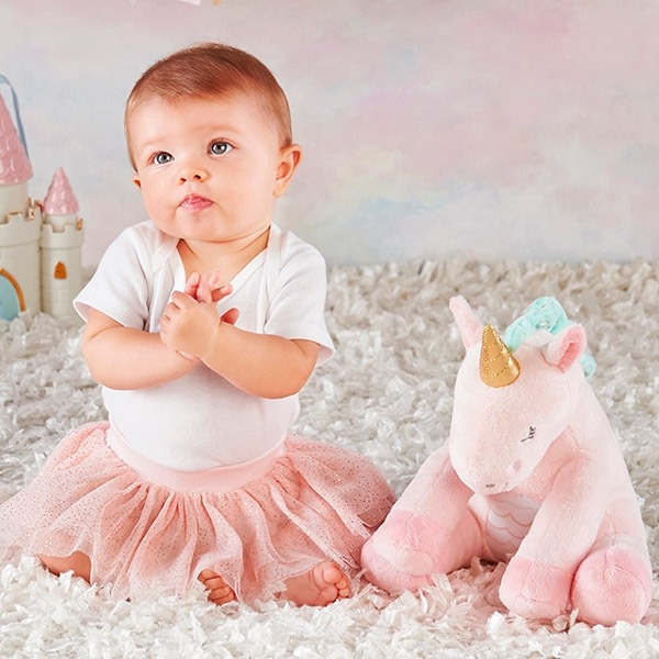 Rosie The Unicorn Plush Plus With Tutu