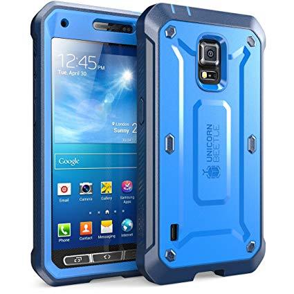 Samsung Galaxy S5 Active Case, Supcase Unicorn Beetle  Amazon In