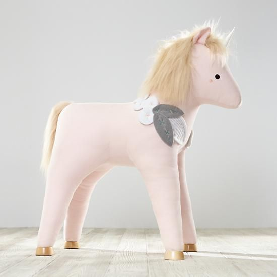 Shop My Pet Unicorn Ride On  Pet Unicorns Are A Lot Easier To Take