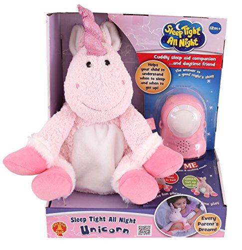 Sleep Tight All Night Unicorn  Golden Bear  Amazon Co Uk  Toys & Games