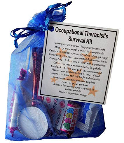 Smile Gifts Uk Occupational Therapist's Survival Kit