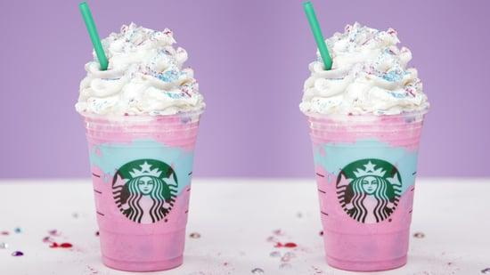 Starbucks Unicorn Frappuccino Recipe