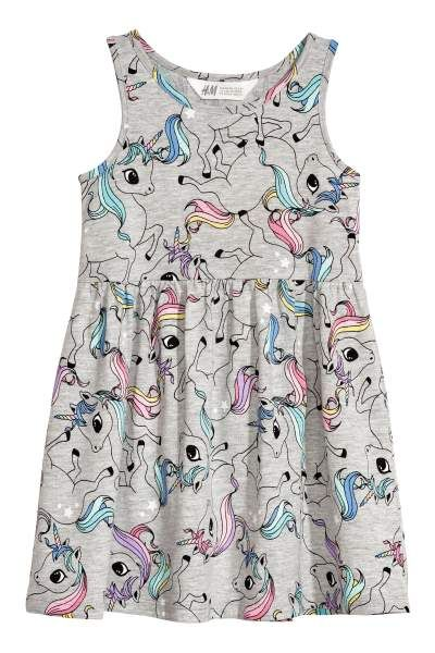 The Price Is Right On This Adorable Unicorn Graphic Dress From H