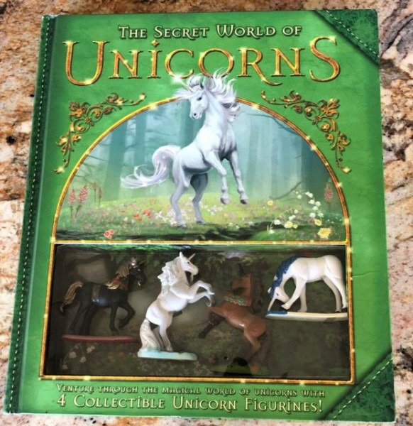 The Secret World  The Secret World Of Unicorns By Pat Perrin (2006