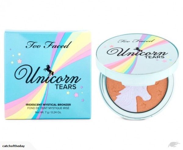 Too Faced Unicorn Tears Iridescent Bronzer 7g Bronzer
