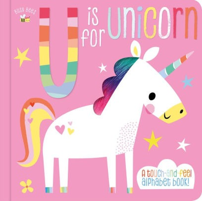 U Is For Unicorn By Shannon Hays, Board Book