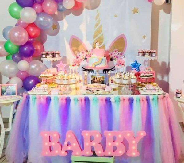 Unicorn Birthday Party Ideas