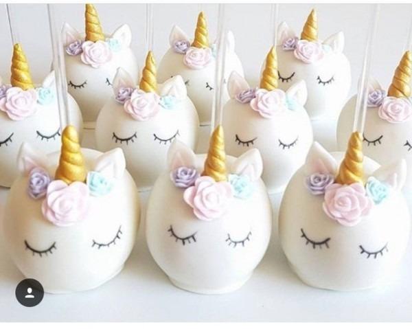 Unicorn Candy Apples
